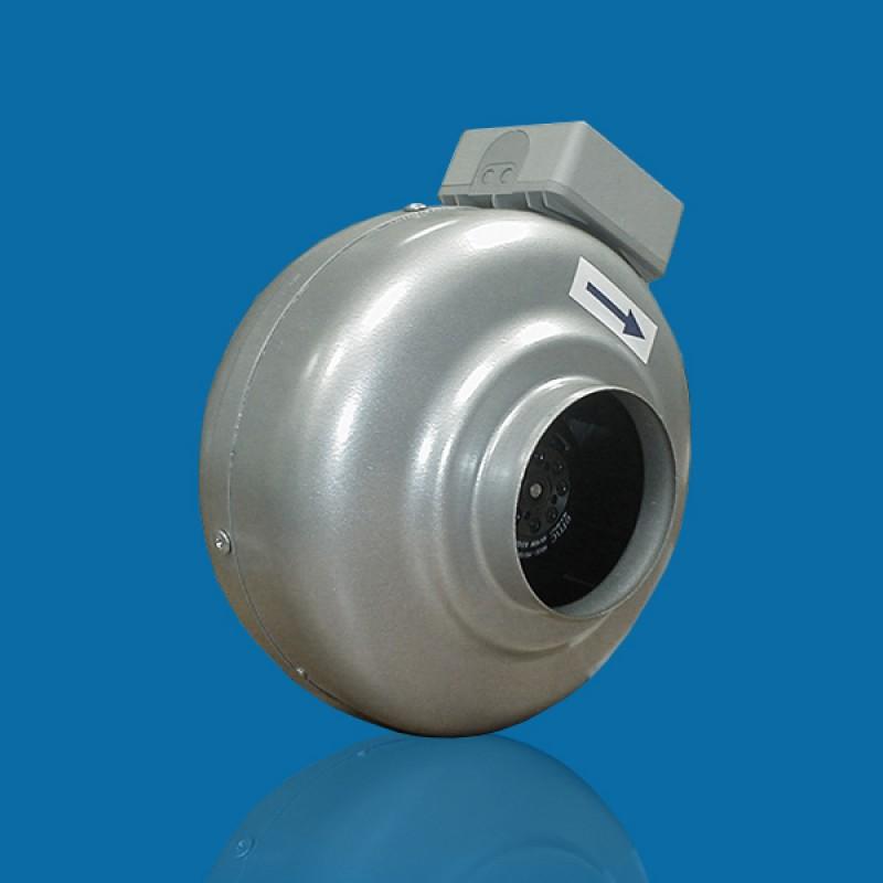 Круглый канальный вентилятор  ВКК 160